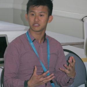 Ehon Chan, Workshop Presenter