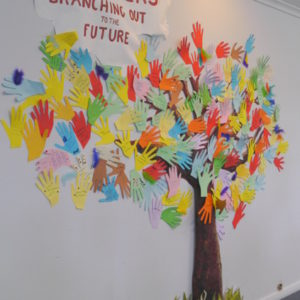 Country and City Conference 2013 Tree of Hands