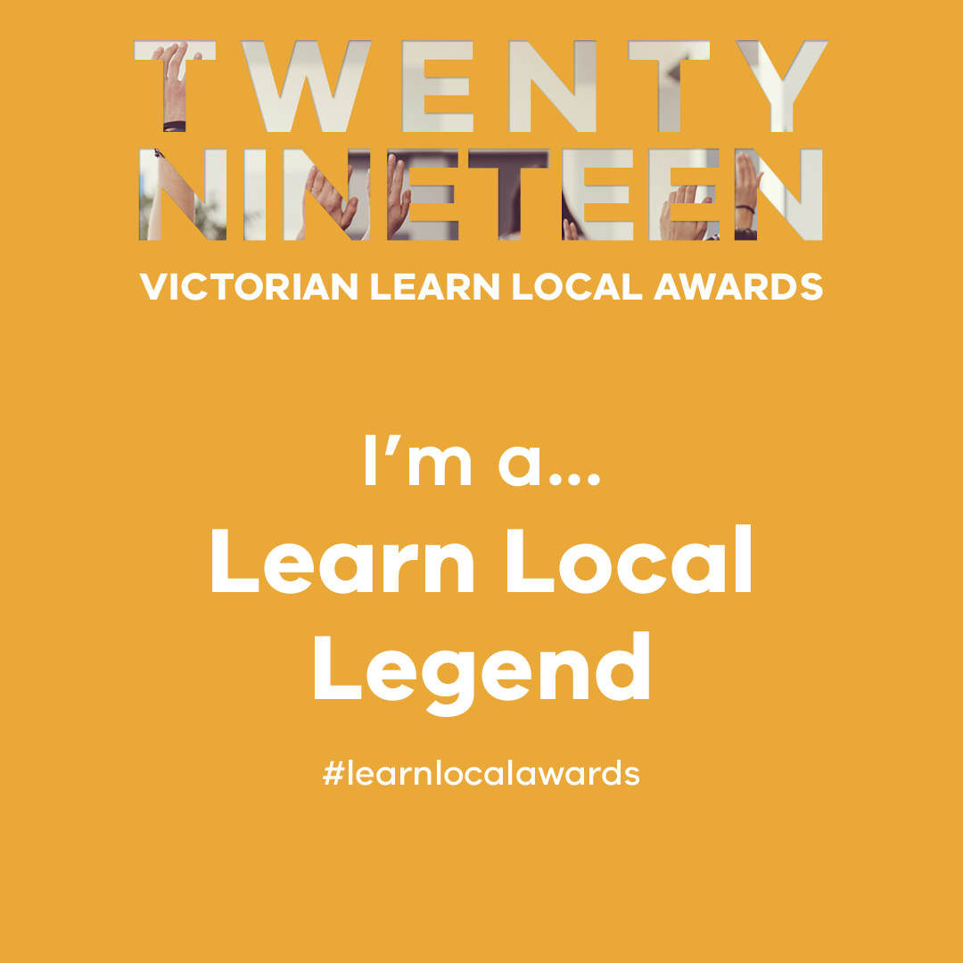 Learn Local Legend Winner